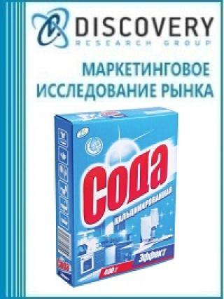 Маркетинговое исследование - Анализ рынка кальцинированной соды в России