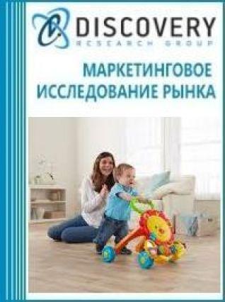 Анализ рынка ходунков для ребенка в России