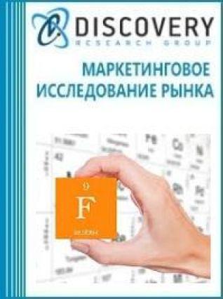 Анализ рынка кислот на основе соединений фтора в России