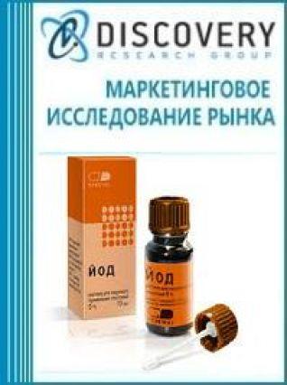 Маркетинговое исследование - Анализ рынка кислоты йода в России