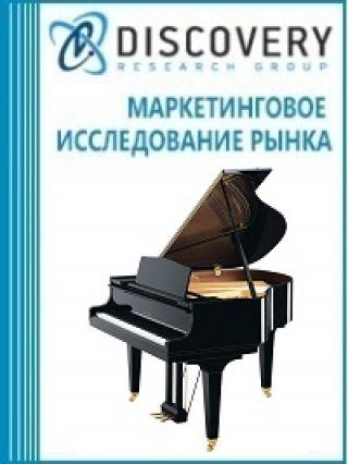 Маркетинговое исследование - Анализ рынка клавишных струнных инструментов в России