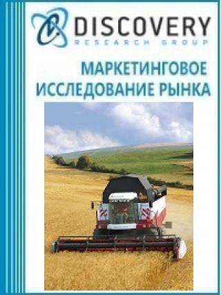 Маркетинговое исследование - Анализ рынка комбайнов в России