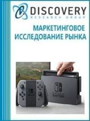 Анализ рынка консолей для видеоигр в России