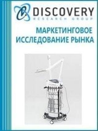 Маркетинговое исследование - Анализ рынка косметологических стоек в России