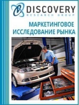 Маркетинговое исследование - Анализ рынка кузовного ремонта автотранспортных средств в России