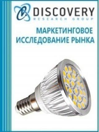 Маркетинговое исследование - Анализ рынка ламп светодиодных (светодиодов) в России