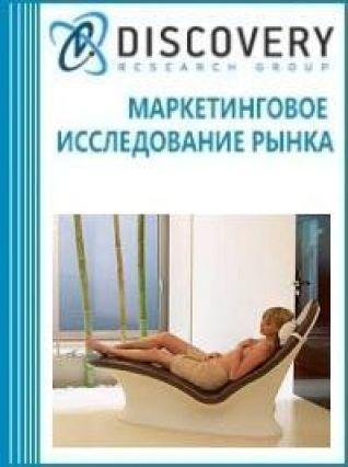 Маркетинговое исследование - Анализ рынка лежаков для СПА-зоны в России