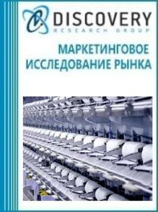 Анализ рынка машин для экструдирования, вытягивания, текстурирования и резания искусственных текстильных материалов в России
