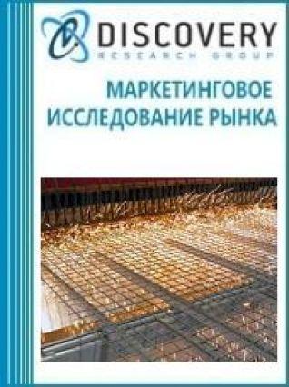 Анализ рынка машин для производства кладочной сетки в России