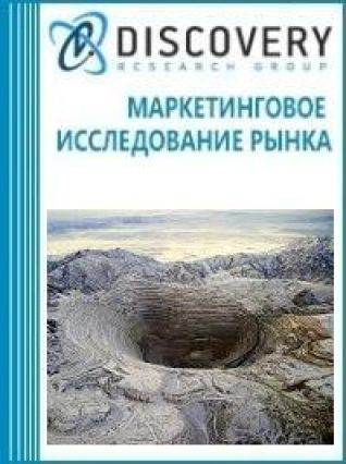 Market analysis of the porphyry copper ores in Russia