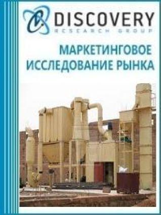 Анализ рынка мельниц ультратонкого помола в России