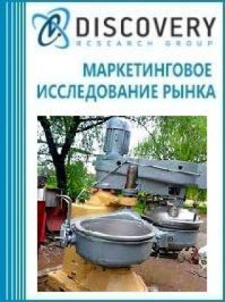 Маркетинговое исследование - Анализ рынка мешалок для творога, сырных масс и масла в России