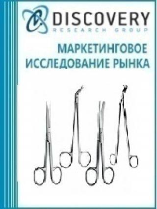 Анализ рынка металлических хирургических инструментов в России (с предоставлением базы импортно-экспортных операций)