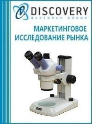 Анализ рынка микроскопов стереоскопических в России