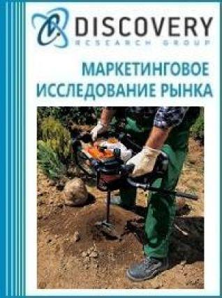 Анализ рынка мотобуров в России