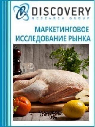 Маркетинговое исследование - Анализ рынка мяса гусей в России