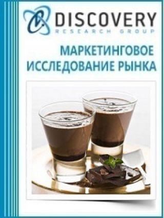 Маркетинговое исследование - Анализ рынка напитков на основе молока и какао в России