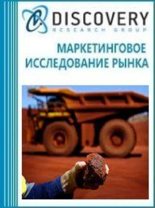 Маркетинговое исследование - Анализ рынка неагломерированного пирита в России