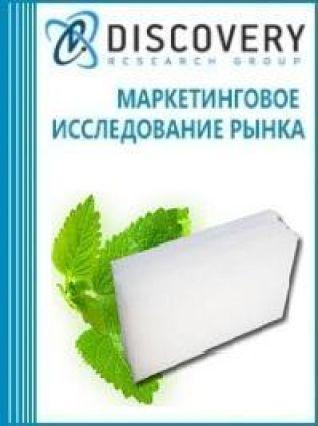 Маркетинговое исследование - Анализ рынка нефтяного микрокристаллического воска в России