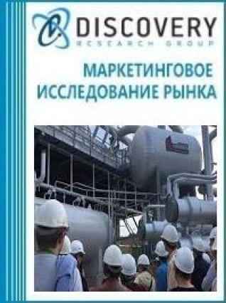 Анализ рынка нефтяных газов в России