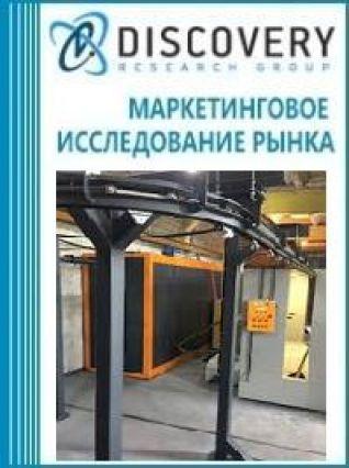 Маркетинговое исследование - Анализ рынка оборудования автоматического для порошковой покраски в России