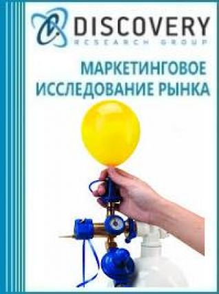 Маркетинговое исследование - Анализ рынка оборудования для надувания шаров в России