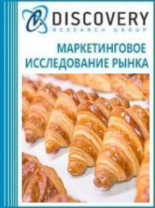 Анализ рынка оборудования для производства круассанов в России
