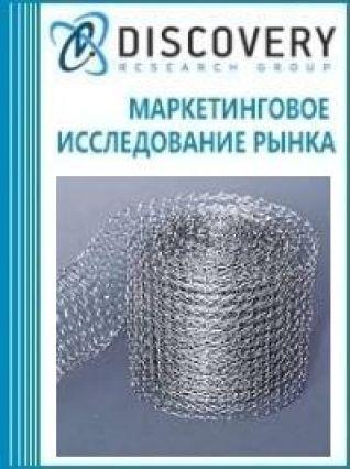 Анализ рынка оборудования для производства плетеных сеток из проволоки в России