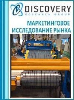 Маркетинговое исследование - Анализ рынка оборудования обработки рулонного металлопроката в России