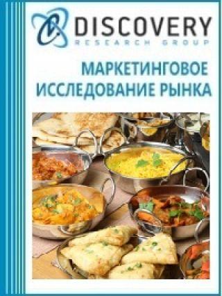 Анализ рынка общественного питания в Красноярске в России
