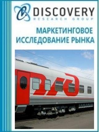 Маркетинговое исследование - Анализ рынка пассажирских вагонов в России