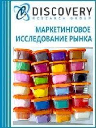 Маркетинговое исследование - Анализ рынка пасты для лепки в России