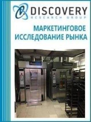 Маркетинговое исследование - Анализ рынка печей газовых полимеризационных в России