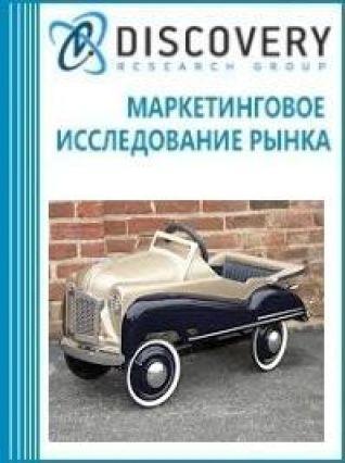 Маркетинговое исследование - Анализ рынка педальных автомобилей в России