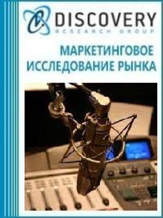 Маркетинговое исследование - Анализ рынка передающей аппаратуры для радиовещания или телевидения в России