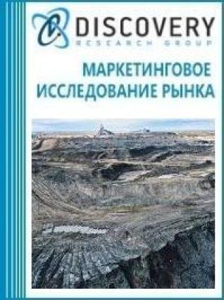 Маркетинговое исследование - Анализ рынка песчаников битуминозных в России