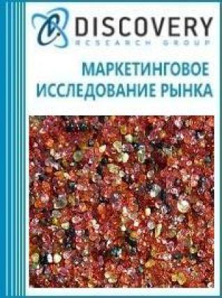 Маркетинговое исследование - Анализ рынка песков гранатовых в России