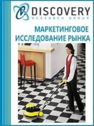 Анализ рынка полотеров бытовых в России