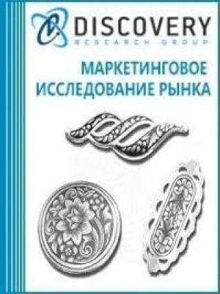 Маркетинговое исследование - Анализ рынка полуобработанных недрагоценных металлов, плакированных серебром в России