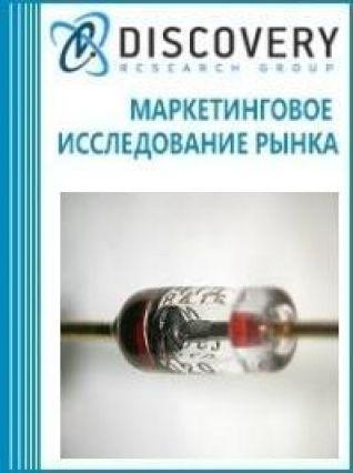 Анализ рынка приборов полупроводниковых (диодов, транзисторов) в России