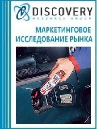 Анализ рынка присадок для бензинов в России