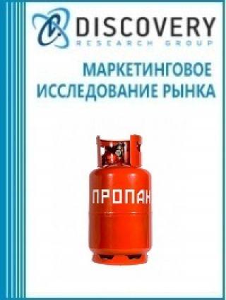 Маркетинговое исследование - Анализ рынка пропана в России