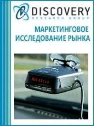 Анализ рынка радар-детекторов в России