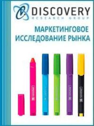 Маркетинговое исследование - Анализ рынка реставрационных материалов (воски, карандаши, маркеры) в России