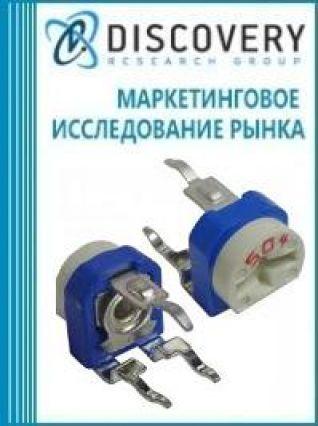 Анализ рынка резисторов переменных в России