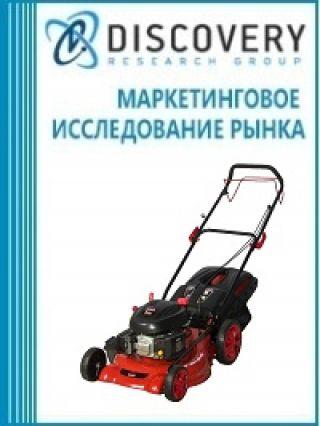 Анализ рынка садовой техники (малой сельхозтехники) в России