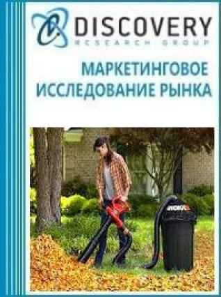 Маркетинговое исследование - Анализ рынка садовых пылесосов в России