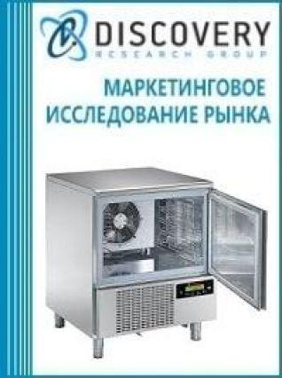 Маркетинговое исследование - Анализ рынка шкафов шоковой заморозки в России