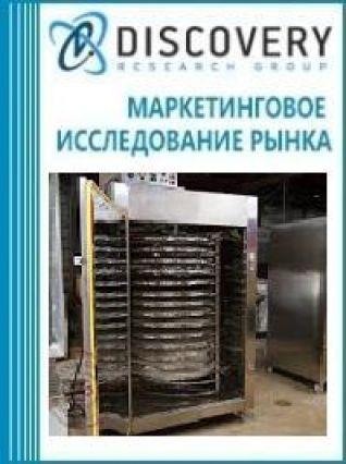 Анализ рынка шкафов сушильных для чайного листа в России