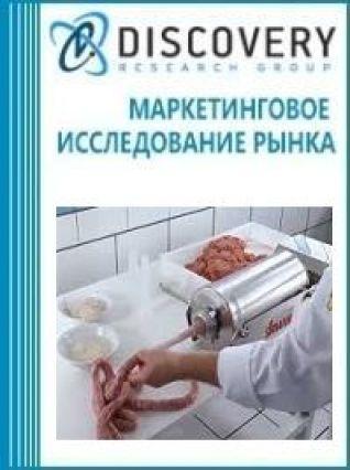 Маркетинговое исследование - Анализ рынка шприцов колбасных в России